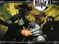 Hijack - The Horns Of Jericho (HQ) - Front